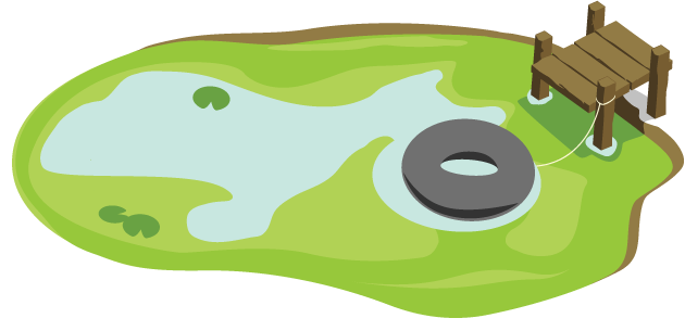 The Green Pond